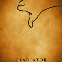 Gladiator Art Prints & Posters by Mihir Desai