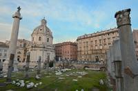 Imperial Fora, Rome, Italy