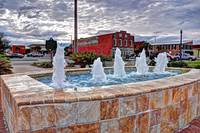 Apalachicola Water Fountain