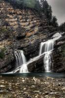 Cameron Falls, Waterton
