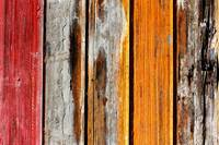 Abstract Timber Art
