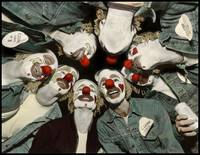Clone Clowns by WorldWide Archive
