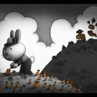 """""""Creepy Carrots Approacheth!"""" by PeterBrownStudio"""