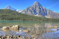 Waterfowl Lake, Canadian Rockies
