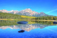 Patricia Lake, Jasper National Park