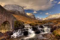 Russell Burn and the Bealach na Ba