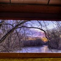 Bridge With a View Art Prints & Posters by Bill Asbury