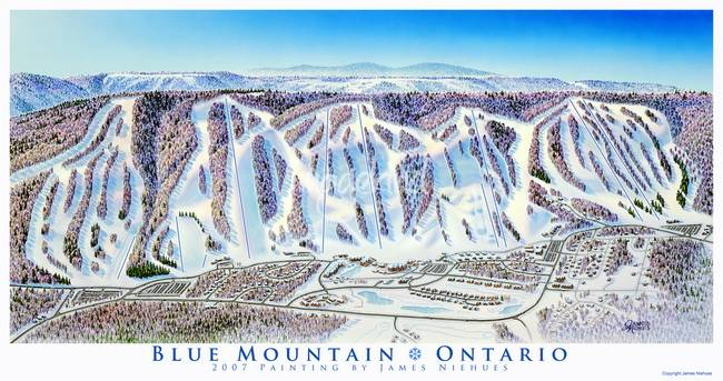 Blue Mountain Ontario