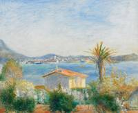 Tamaris, France, c.1885 (oil on canvas)
