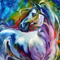 MYSTIC POWER EQUINE by Marcia Baldwin