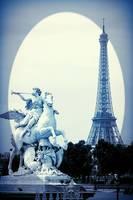 Paris Blues by Carol Groenen