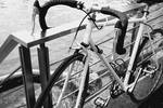 First bike shot BW