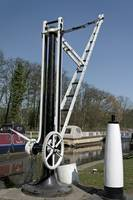 Old Canal Side Crane, Fradley Junction (30817-RDA)