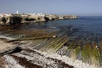 Peniche, in (very) Low Tide