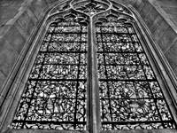 Stained Glass at Duke Chapel