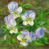 """""""Violets"""" by FTMcKinstry"""