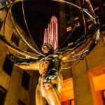 Atlas - Rockefeller Center (tall) by James Howe