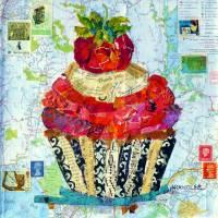 """California Cupcake 12078"" by NancyStandlee"