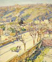 Posillipo, Italy, 1897 (oil on canvas)