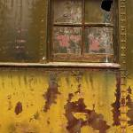 Parlor Car Window