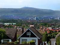 Looking North West From East Belfast