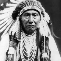 """""""Chief Joseph (Nez Percé)"""" by ArtLoversOnline"""