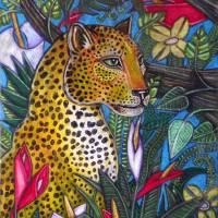 Jangala Art Prints & Posters by Lynnette Shelley