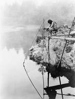 Fishing from a Platform (Hupa)