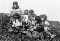 Nunivak Children (Eskimo)