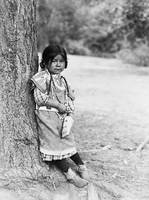 Innocence, an Umatilla girl, Oregon