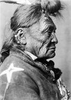 Hoop On the Forehead (Crow), Montana, c. 1908