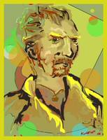 Pop-art Van Gogh