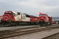 Soo 6012 and CP 9714