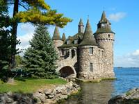 Boldt Castle Powerhouse two