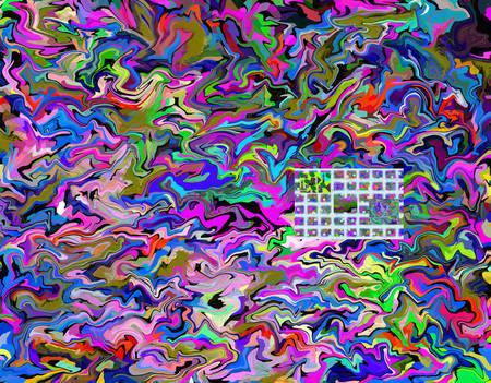 11-17-2012PABCDEF by Walter Paul Bebirian
