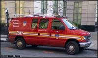 FDNY - Command Tactical Vehicle 2