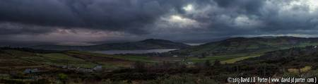 Cloudy Day Over Fahan and Inch