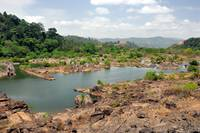 Karnataka River Up Stream