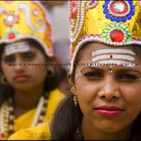 Rani Kittur Festival, Kittur, Karnataka, India Art Prints & Posters by ian watkinson