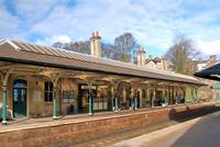 Knaresborough Railway Station
