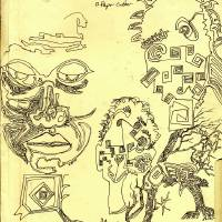 The Wheels in Our Heads Art Prints & Posters by Trevett Allen