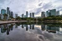 Sunrise | KLCC Pond