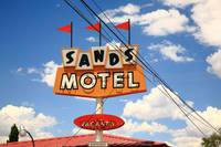 Route 66 - Sands Motel 2012