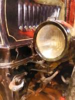 Headlight From 1917 Truck