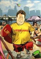 The Lifeguard.