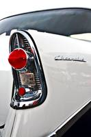 Chevy Bel Air 56 tail light