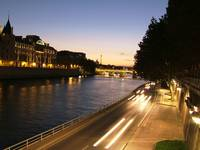 Paris Conciergerie by Night