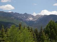 Gore Mountain Range, Vail, Colorado
