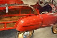 Fire Engine Pedal Car