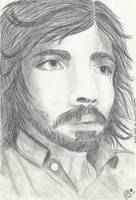 Scott Avett Portrait